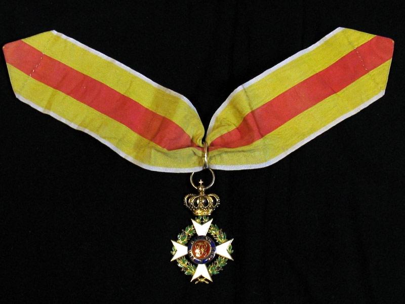 eMedals-Baden - Order of Military Merit of Karl