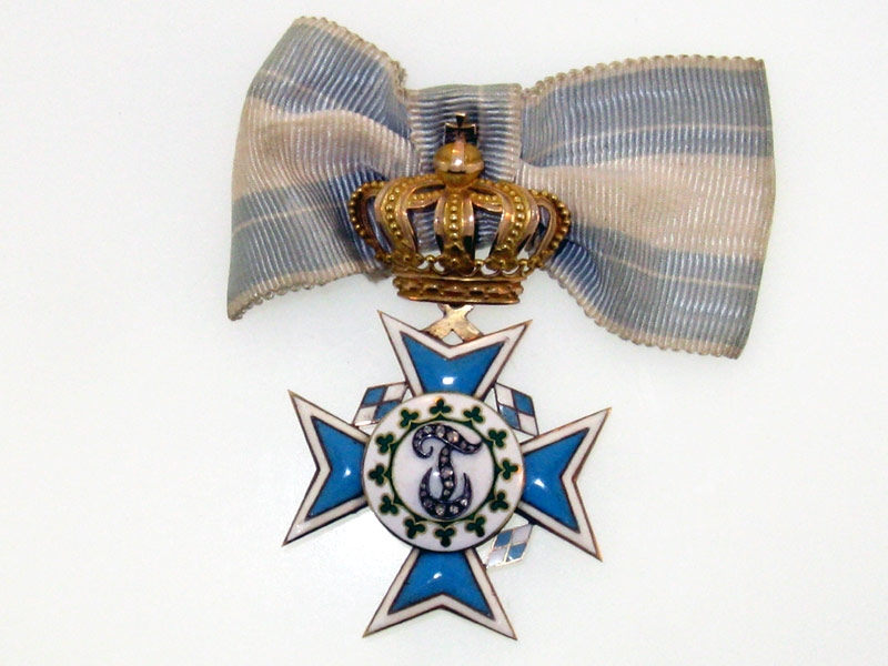 eMedals-Bavaria - Order of Theresa