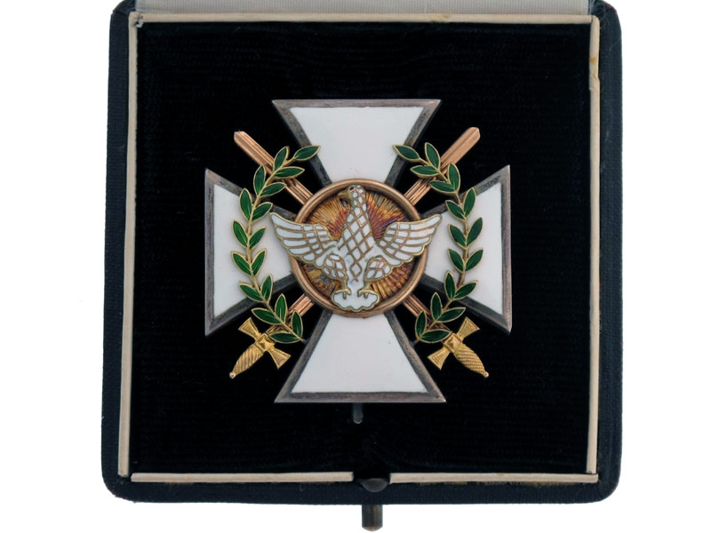 eMedals-Saxe-Weimar, Wilhelm-Ernst War Cross 1915-18