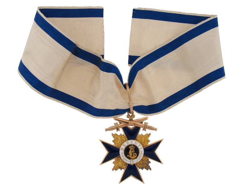 eMedals-Bavaria. Order of Military Merit,