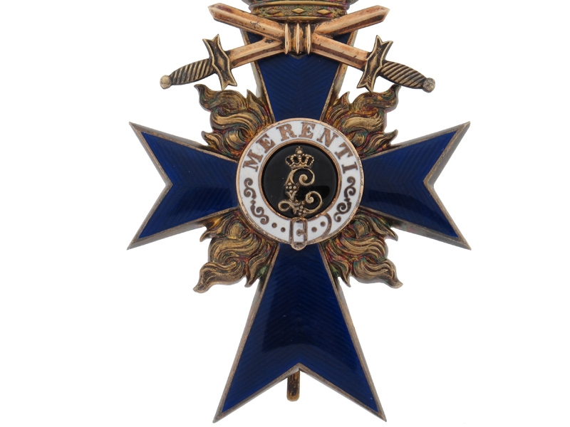 eMedals-Bavaria, Military Order of Merit (1905-1921)