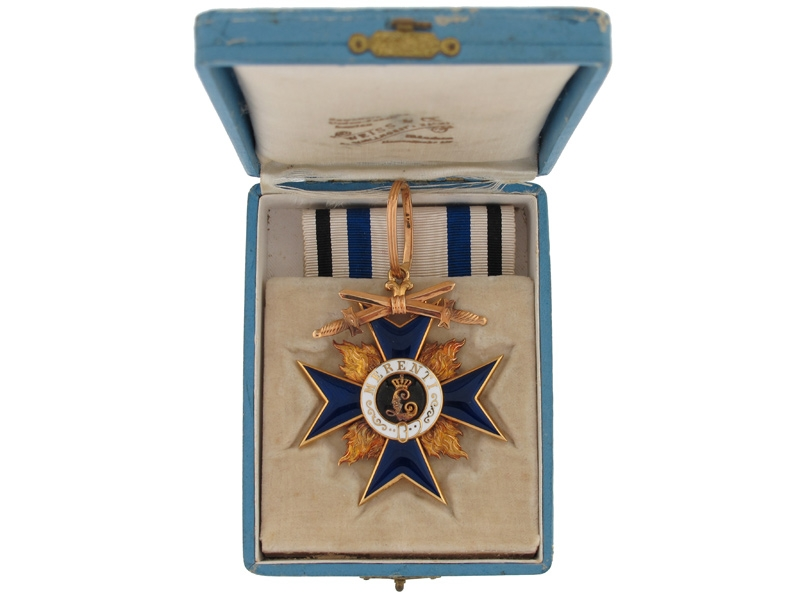 eMedals-Bavaria, Military Order of Merit