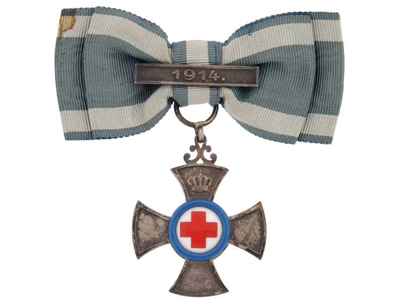 "eMedals-Bavaria, Medical Cross ""1914"""
