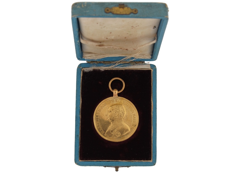 eMedals-Bavaria, Gold Military Merit Medal