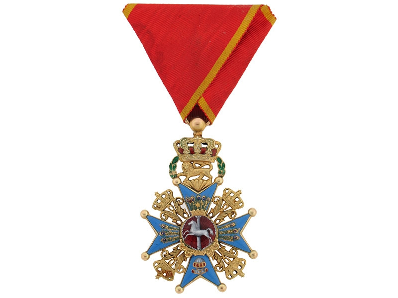eMedals-Brunswick, Order of Henry the Lion