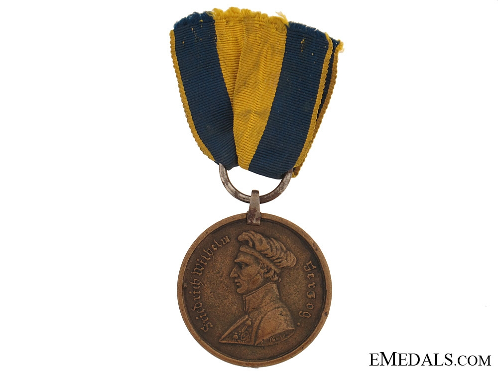 eMedals-Brunswick Waterloo Medal, 1815
