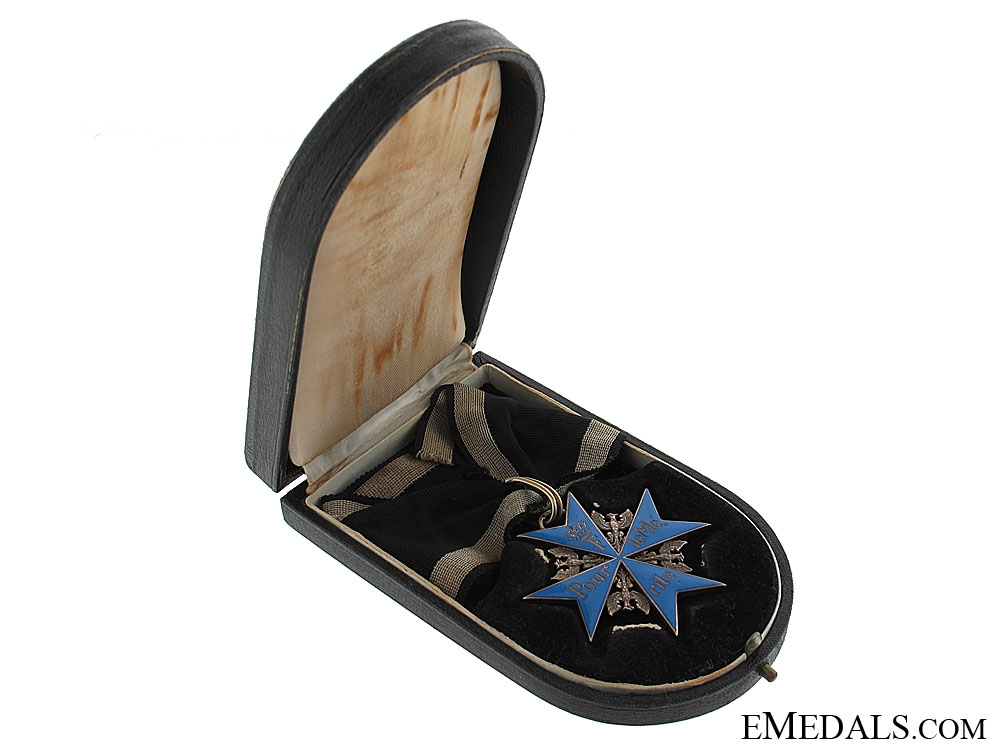 eMedals-Order Pour-le-Merite - Rothe