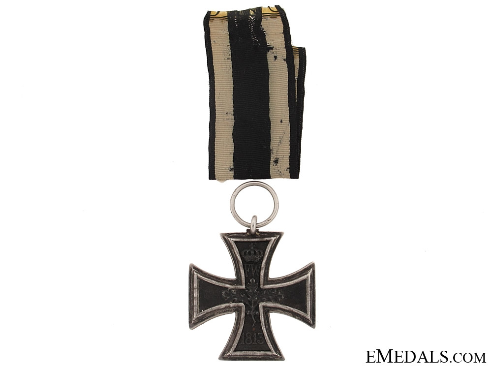 eMedals-1813 Iron Cross Second Class