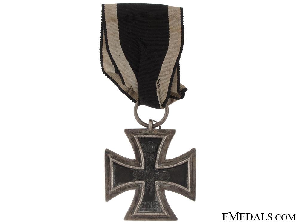 eMedals-Wide Frame 1813 Iron cross 2nd. Class
