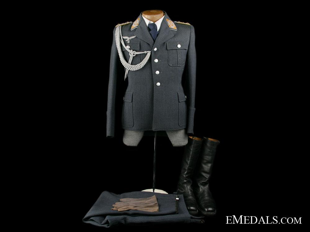 eMedals-A Custom Made Luftwaffe Colonels Uniform
