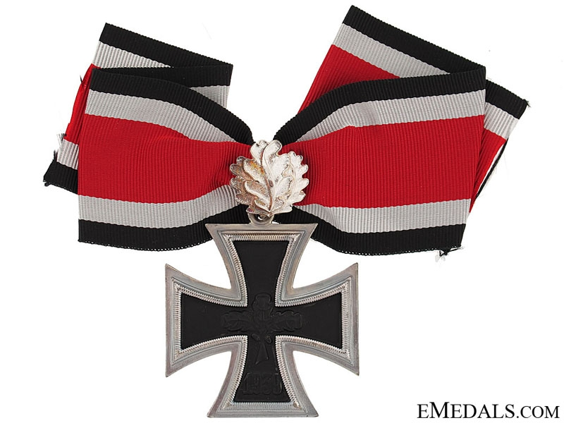 eMedals-Knight's Cross of the Iron Cross with Oakleaves