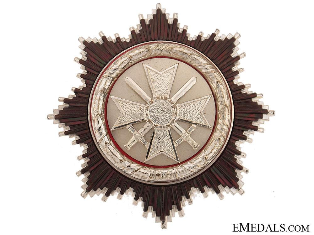 eMedals-German Cross in Silver