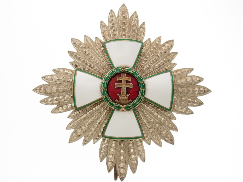 eMedals-Order of Merit Breast Star