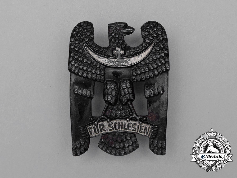 eMedals-Germany, Imperial. A Silesian Eagle, I Class