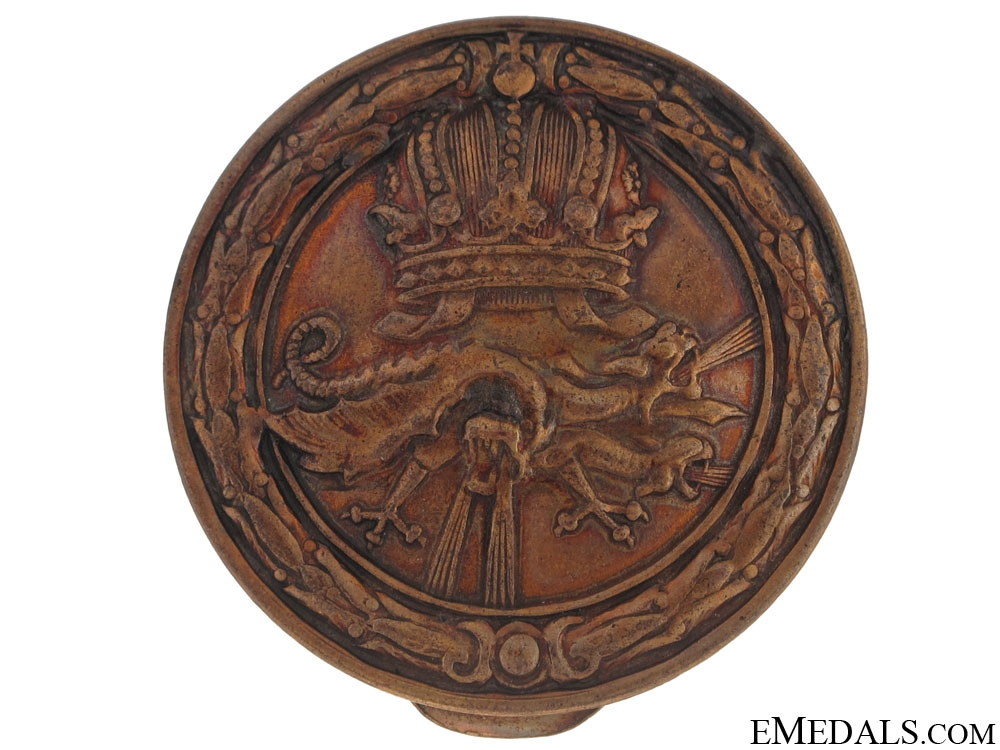 eMedals-Heavy Machine Gunner's Badge 1908