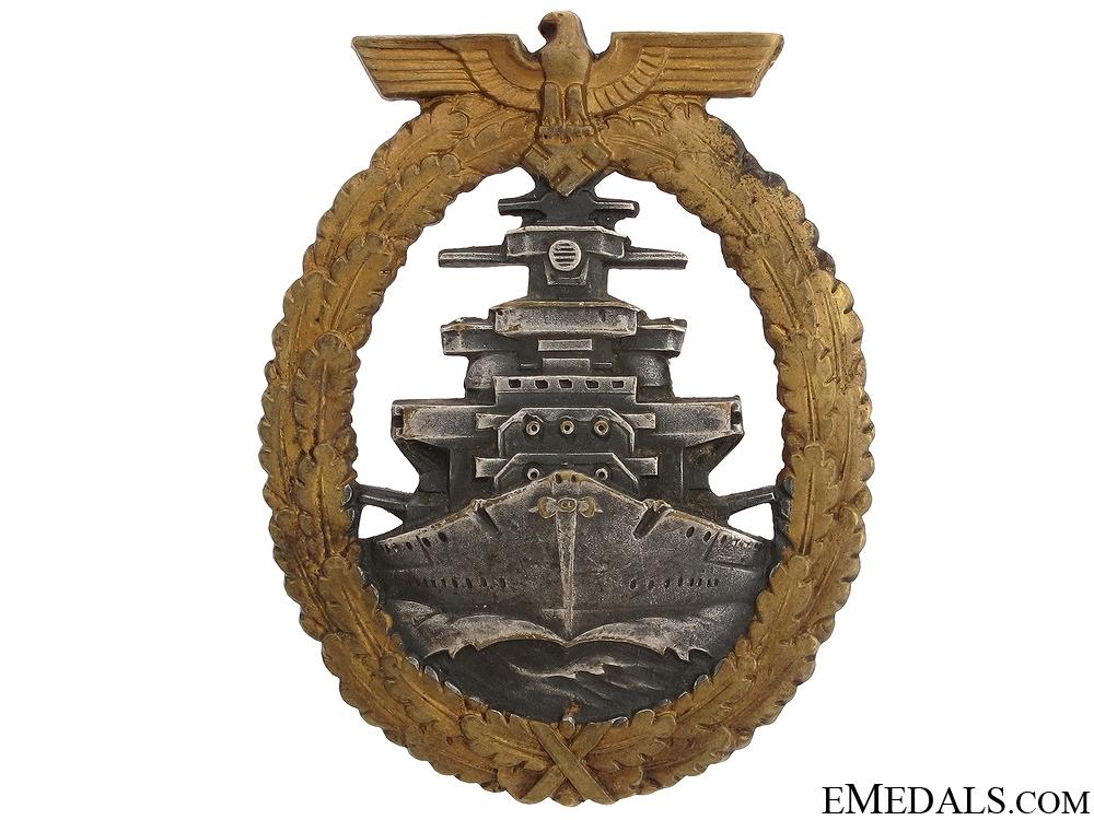 eMedals-High Seas Fleet Badge by Schwern