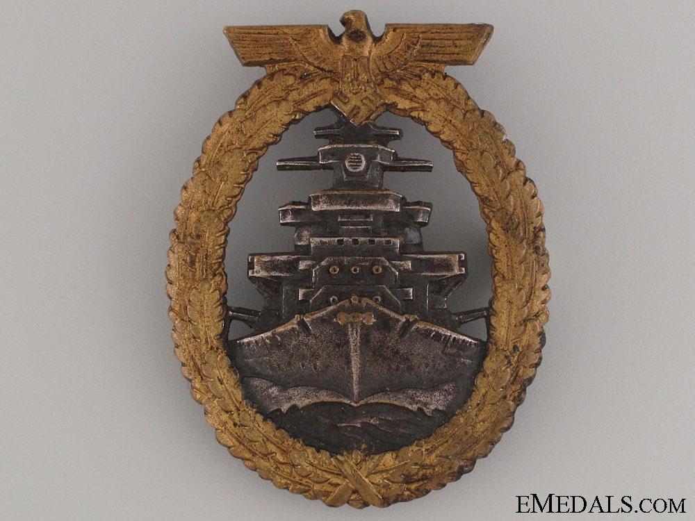 eMedals-High Seas Fleet Badge by Schwerin