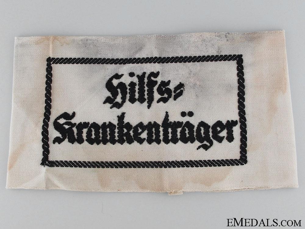 eMedals-Hilfs-Krankenträger (Stretcher Bearer) Armband