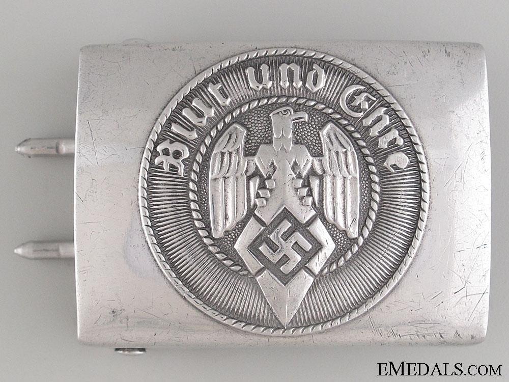 eMedals-HJ Belt Buckle by W. Assmann & Sohne