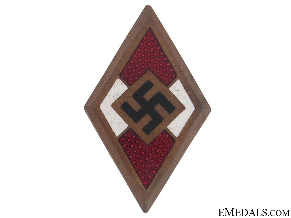 eMedals-HJ Golden Honor Badge