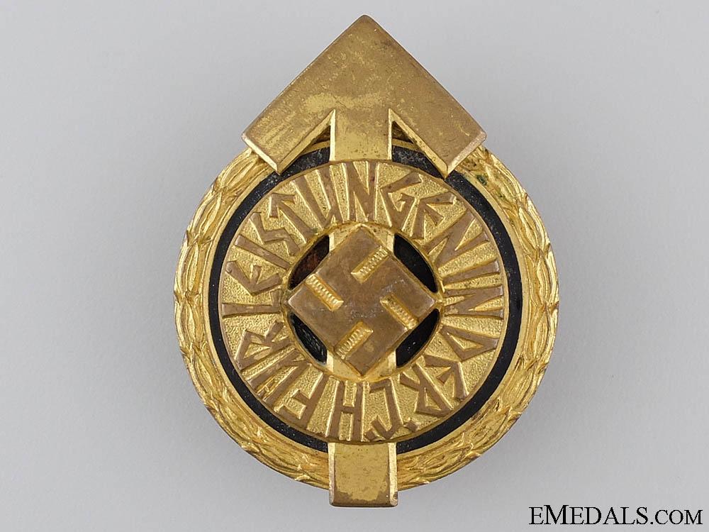 eMedals-HJ Golden Leader's Sports Badge