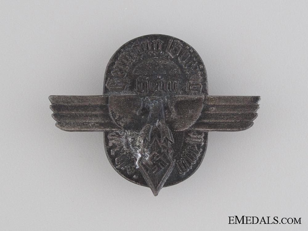 eMedals-HJ Hermann Goring Heim Tinnie