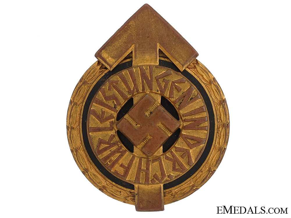 eMedals-HJ Leader Sports Badge