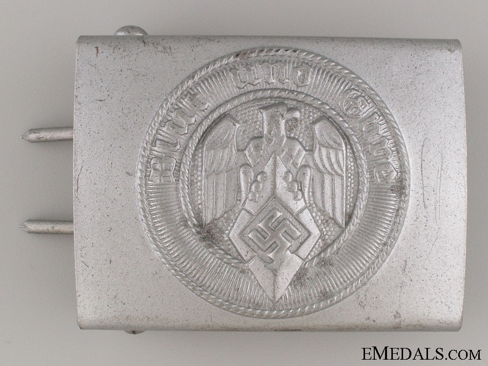 eMedals-HJ Members Belt Buckle