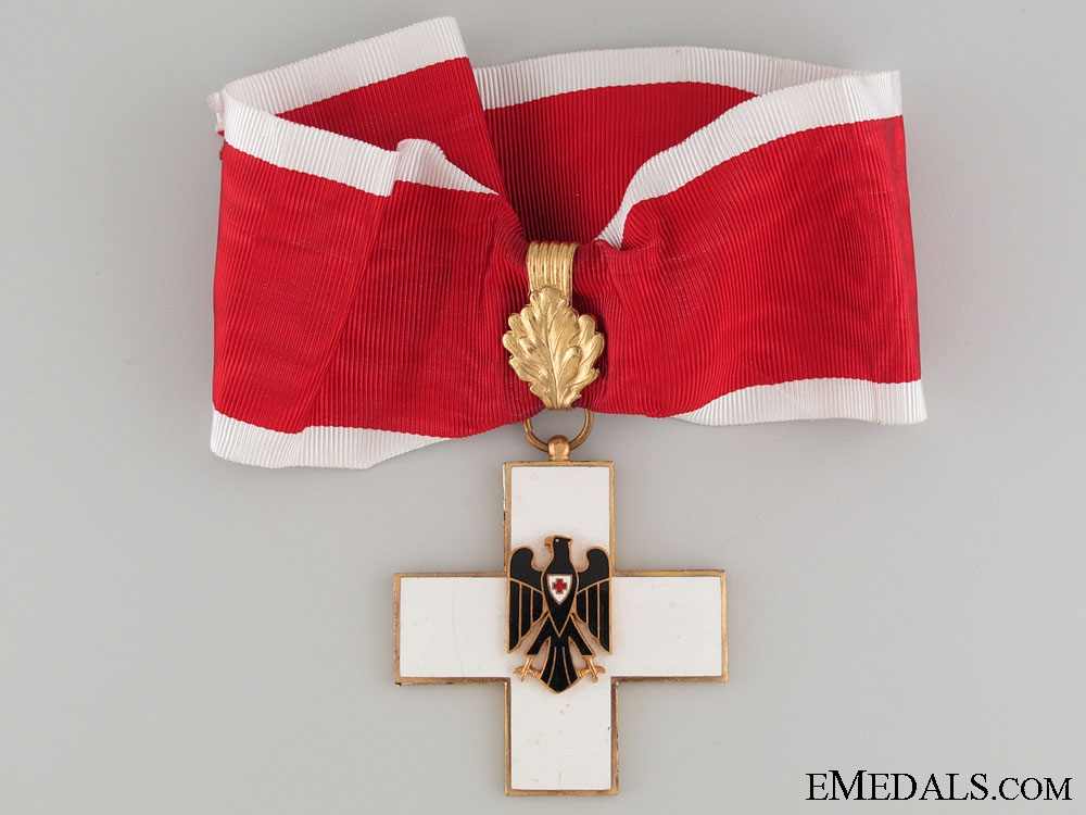 eMedals-Honor Decoration of the Red Cross 1957 - 1st Class
