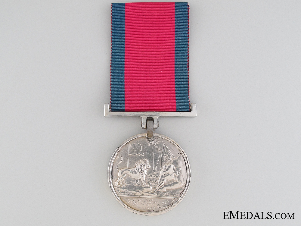 eMedals-Honourable East India Company Burma Medal 1824-26