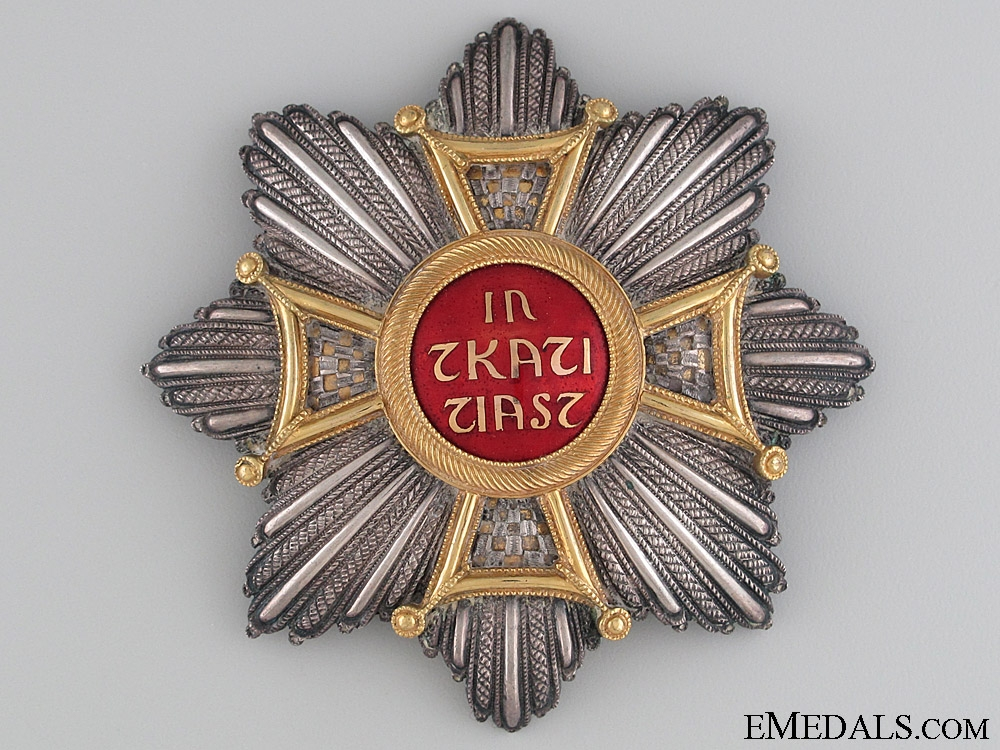 eMedals-House & Knightly Order of St. Hubert