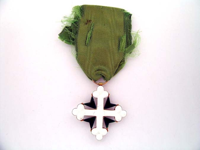 eMedals-ORDER OF ST. MAURICE AND LAZARUS