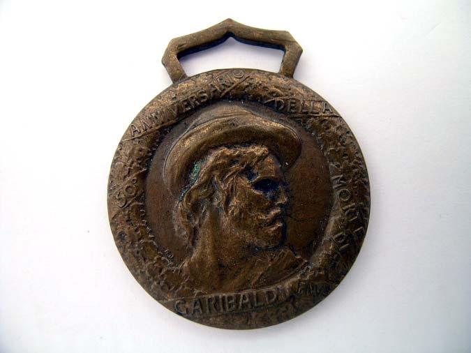 eMedals-Garibaldi Commemorative Medal