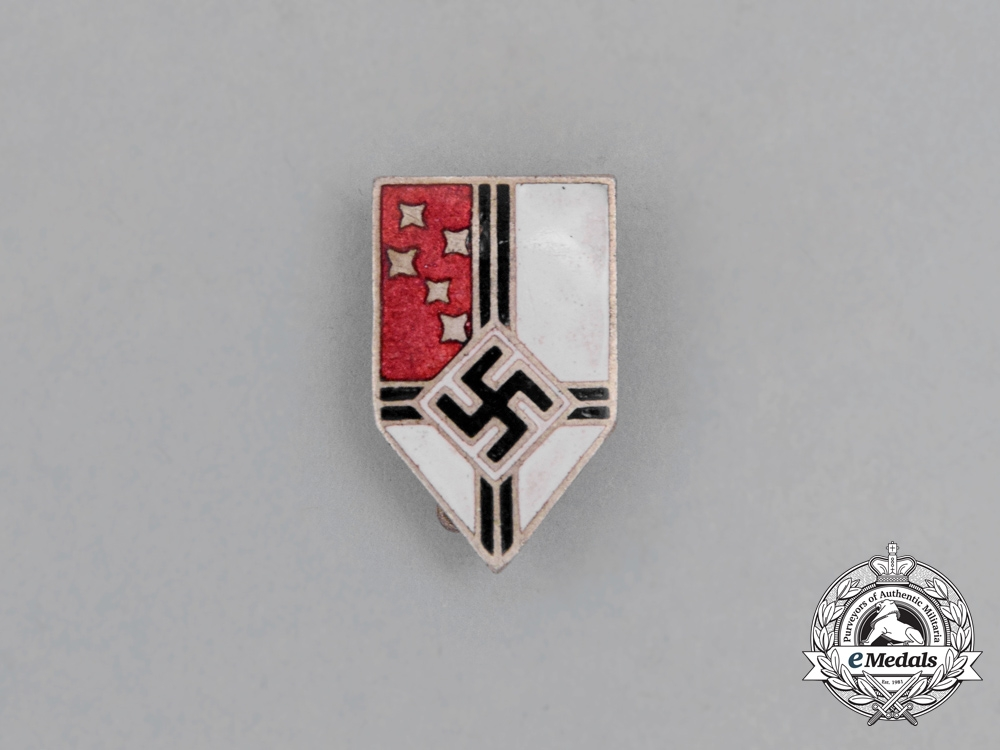 eMedals-A Third Reich German RKB (Reich Colonial League) Membership Badge