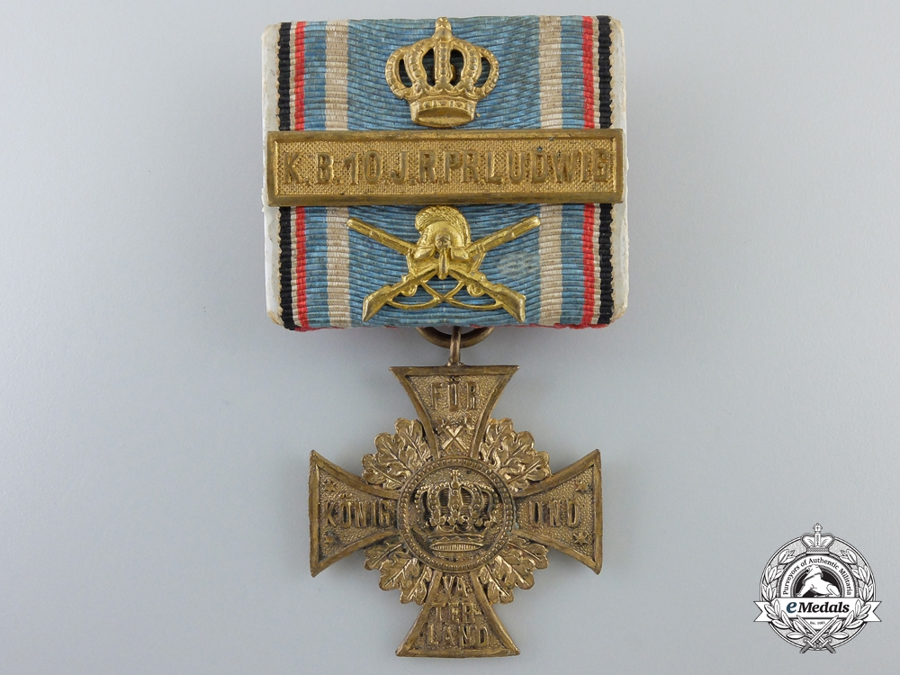 eMedals-A  Regimental Commemorative Cross of the Former German Army