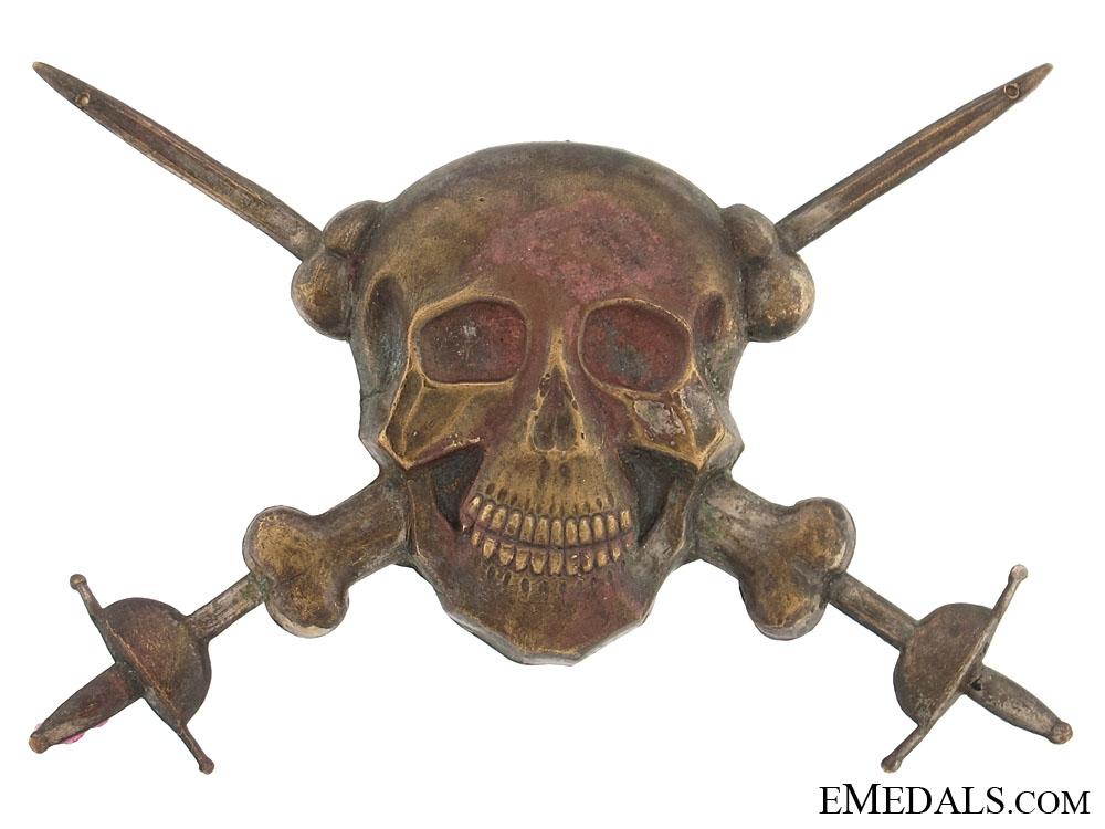 eMedals-Mussolinis Guardsman Cap Badge