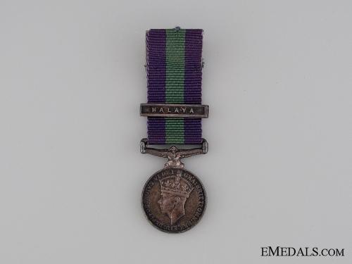 eMedals-A Miniature General Service Medal