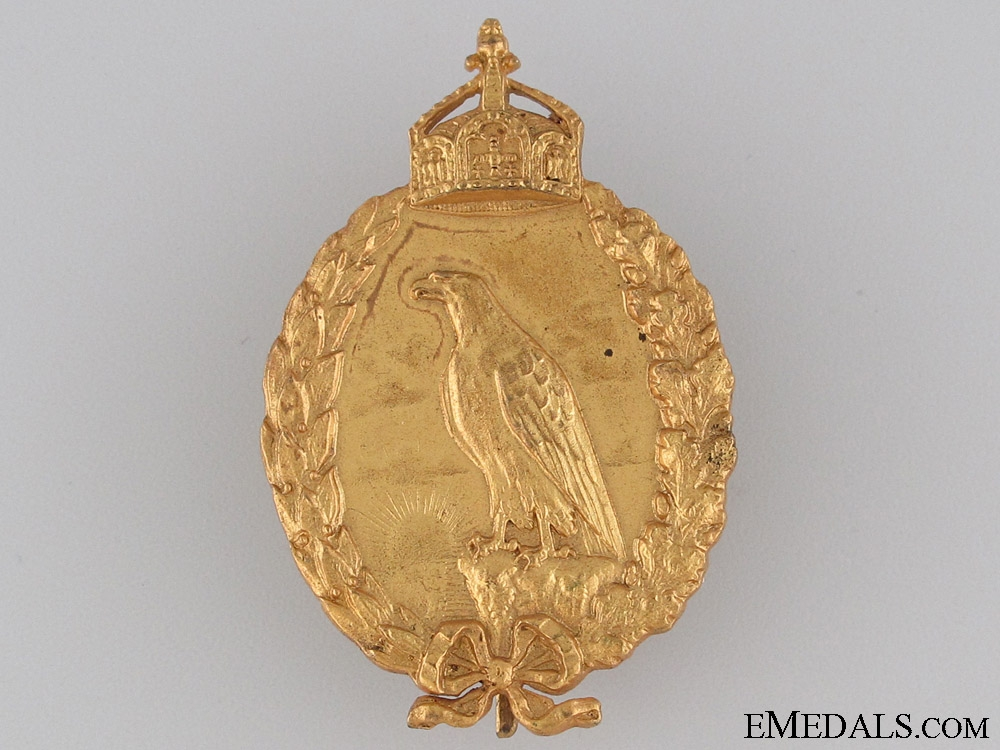 eMedals-Imperial Badge for Naval Observers - Prinzen Size