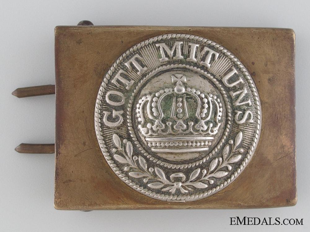 eMedals-Imperial EM/NCOS Belt Buckle