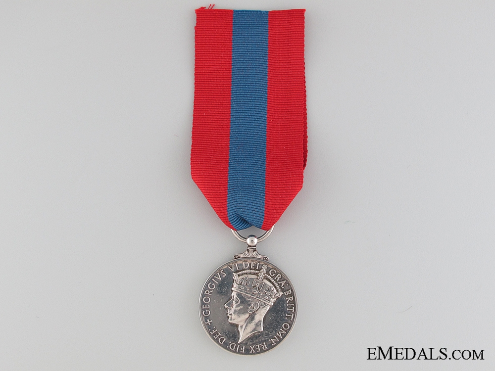 eMedals-Imperial Service Medal to Carl Eugene Hewett