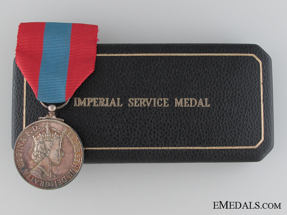 eMedals-Imperial Service Medal to James Richmond
