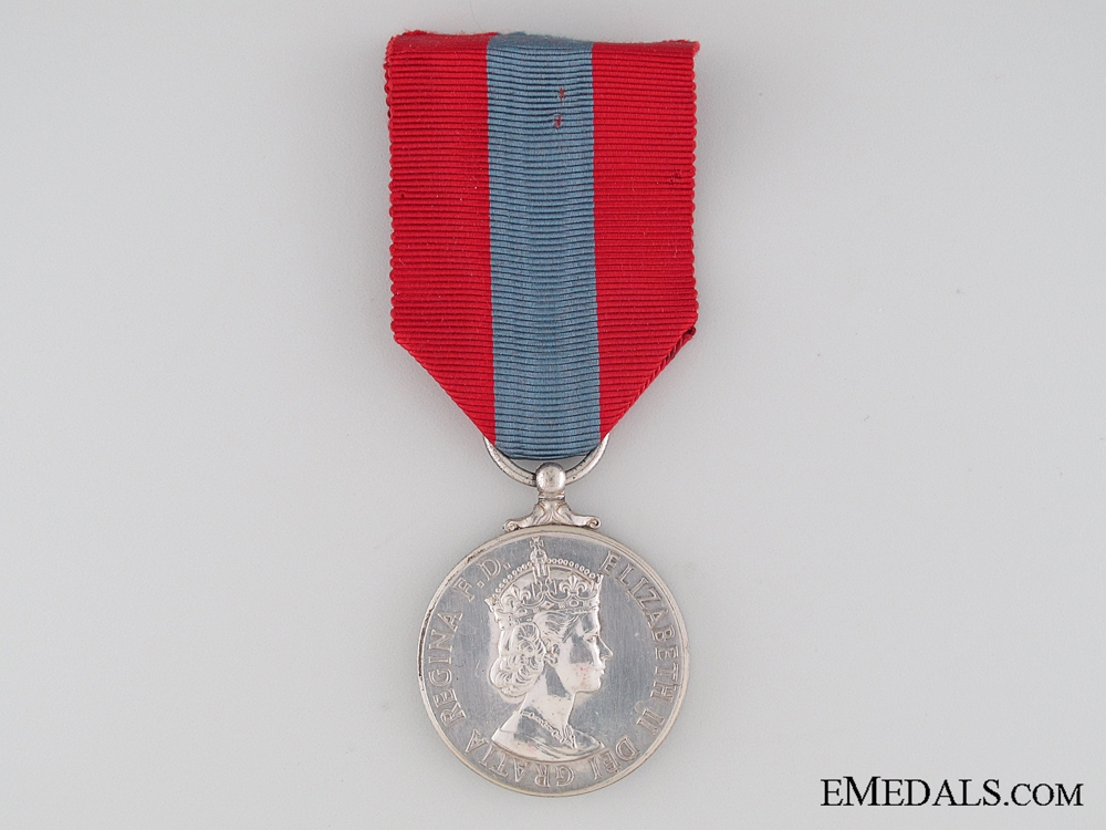eMedals-Imperial Service Medal to Albert Edmund Newton