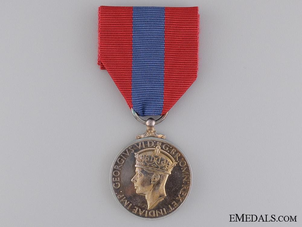 eMedals-Imperial Service Medal to William Leander Ernst