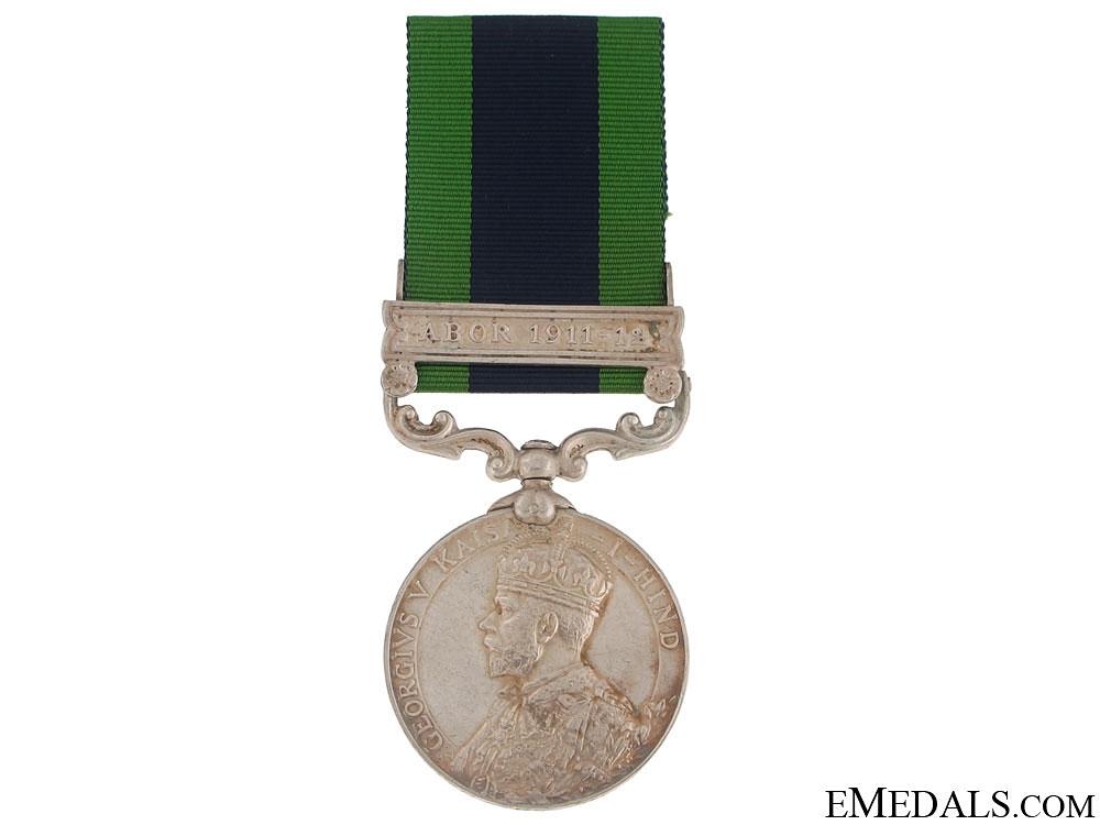eMedals-India General Service 1908-35