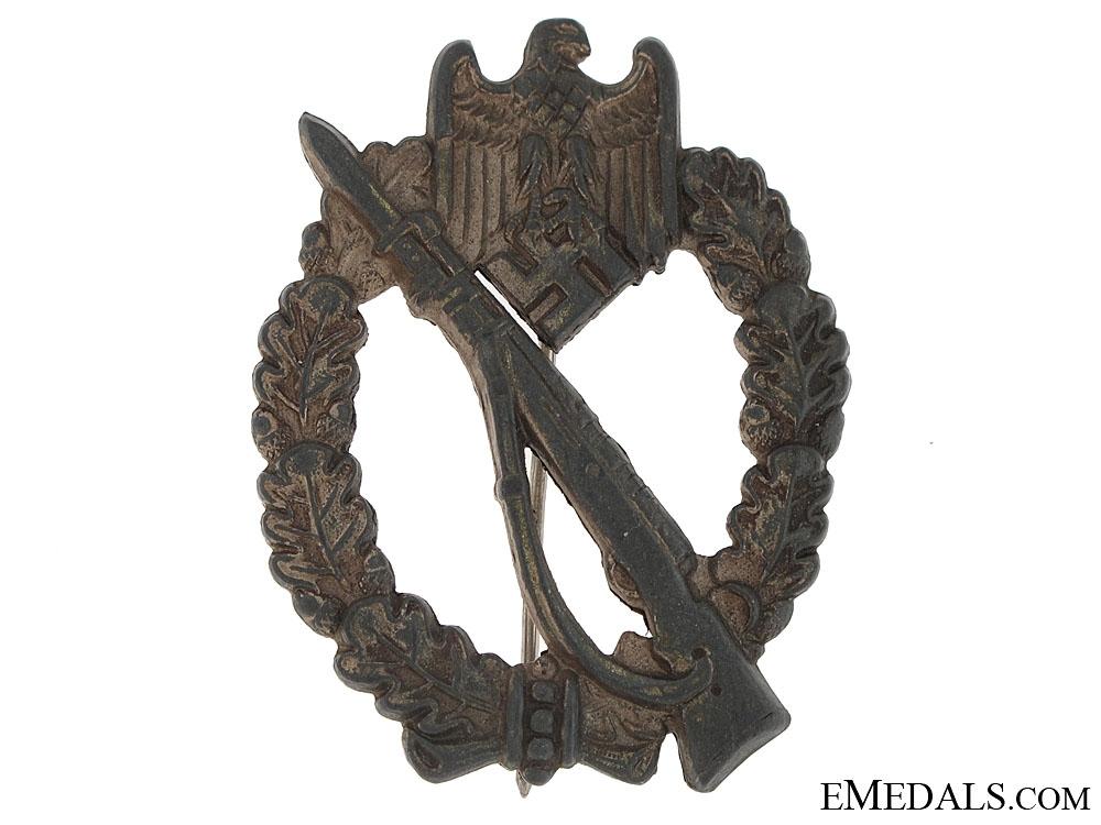 eMedals-Infantry Badge - Bronze