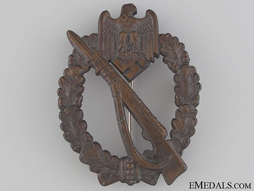 eMedals-Infantry Badge – Bronze Grade by JFS