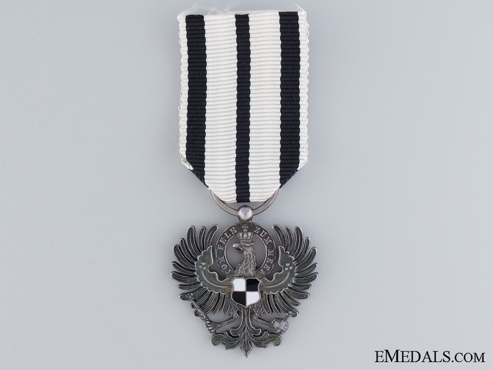 eMedals-Inhaber-Eagle Order of Hohenzollern