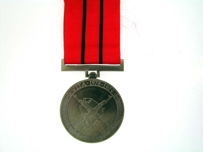 eMedals-TANZANIA (Republic), War Medal 1978