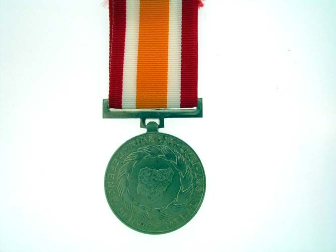 eMedals-NIGERIA, Armed Forces Defence Medal