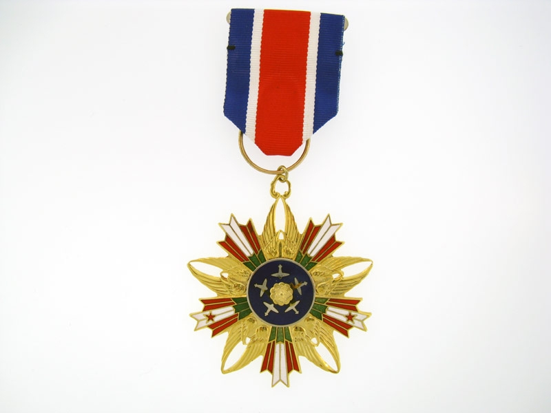 eMedals-China (Taiwan) Air Force Order of Rejuvenation